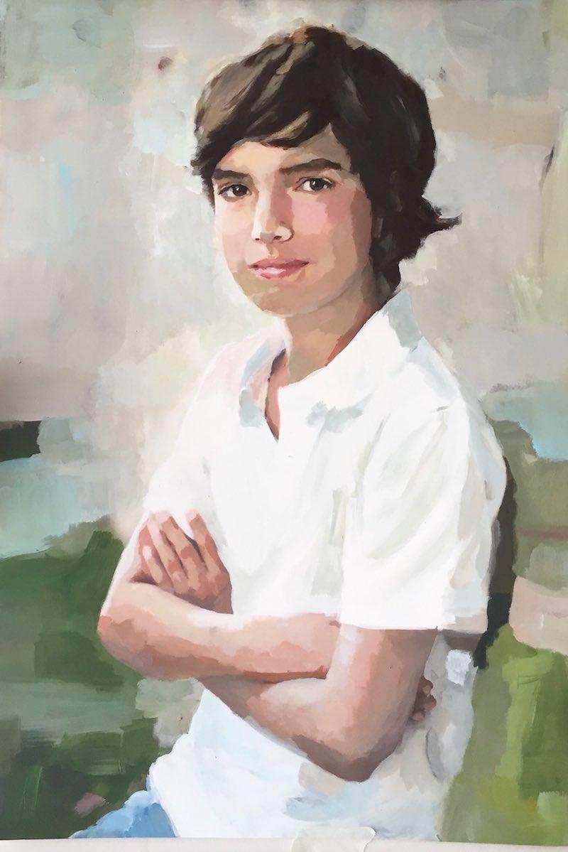 cuadros de retratos